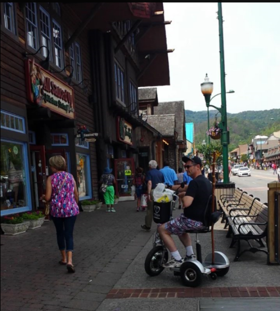 Gatlinburg Mobility Tips